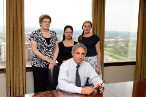 Website Photography for Law Firm